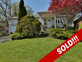 ***JUST SOLD IN NORTH YORK!!