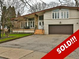 JUST SOLD IN MISSISSAUGA!