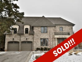 *JUST SOLD IN SOUTH OAKVILLE!