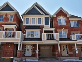 **BRAND NEW FREEHOLD TOWNHOME FOR LEASE IN MILTON!!