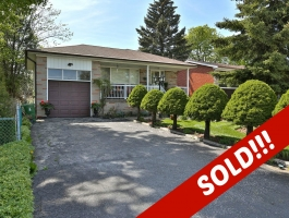 **JUST SOLD IN NORTH YORK!!!