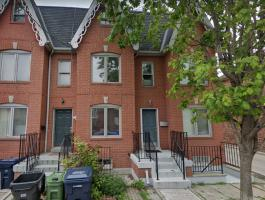 3 BEDROOM TOWNHOUSE FOR LEASE IN TORONTO!