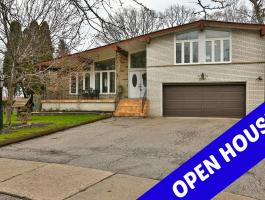 OPEN HOUSE SATURDAY 2-4PM - 2201 Springfield Court, Mississauga