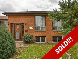 SOLD IN BRONTE!!!